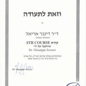 קורס STB COURSE 18.1.2008